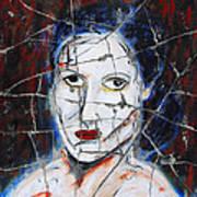 Maude - Detail No. 1 Art Print