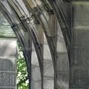 Mausoleum Arches Art Print