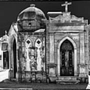 Mausoleums 2 Art Print