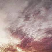 Mauve Skies Art Print