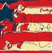 Max Americana In Hope Art Print