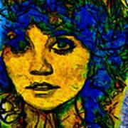 Max Cooper Linda Ronstadt   Art Print
