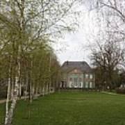 Max Liebermann House And Garden Wannsee Art Print