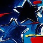 Max Two Stars Art Print