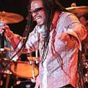 Maxi Priest Art Print