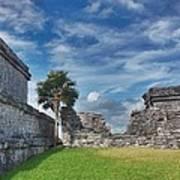 Mayan Memories Art Print