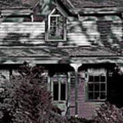 Mcalmond House Art Print