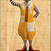 Mcdonald's Art Print