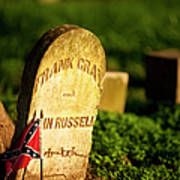 Mcgavock Confederate Cemetery Art Print