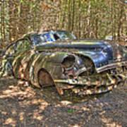 Mcleans Auto Wrecker - 11 Art Print