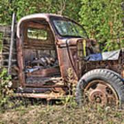 Mcleans Auto Wrecker - 6 Art Print