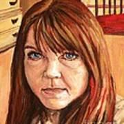 Me Myself And Eileen Art Print