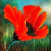 Meadow Light Art Print