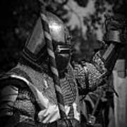 Medieval Faire Knight's Victory 1 Art Print
