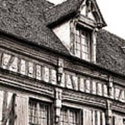 Medieval House Art Print