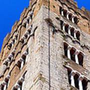 Medieval Tower Art Print