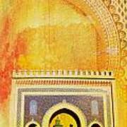 Medina Of Faz Art Print