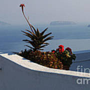 Mediterranean Views Art Print