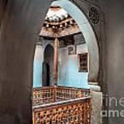 Medrassa In Marrakech Art Print