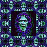 Medusa's Window 20130131p138 Art Print