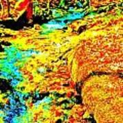Mellow Yellow 68 Art Print
