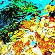 Mellow Yellow 80 Art Print