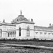 Memorial Hall Centennial International Exposition 1877 Art Print