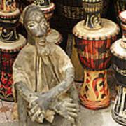 Memories Of Ghana Art Print