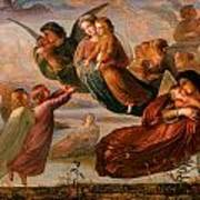 Memory Of Heaven Art Print