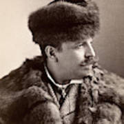 Men's Fashion, 1890s Art Print