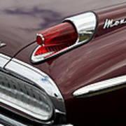 Mercury Monterey Taillight Art Print