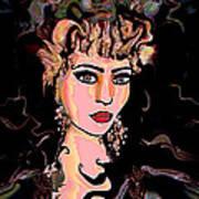 Mermaid Art Print by Natalie Holland