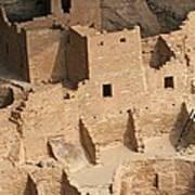 Mesa Verde Ruins  Art Print
