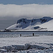 Mesmerizing Antarctica... Art Print