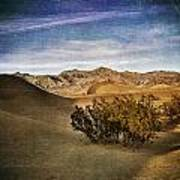 Mesquite Flat Sand Dunes Death Valley Img 0080 Art Print