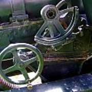 Antique Canon Mechanisms Art Print