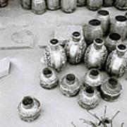 The Craftsman In Jodhpur Art Print