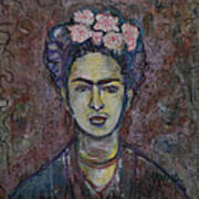 Metamorphosis Frida Art Print