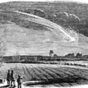 Meteor Observation Art Print