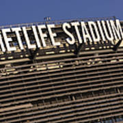 Metlife Stadium Art Print