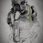 Metropolis Print by Bob Orsillo