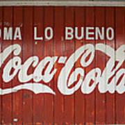 Mexican Coke Art Print
