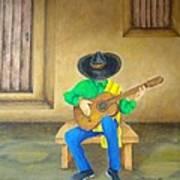 Mexican Serenade Art Print