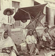 Mexico Market, C1915 Art Print