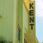 Miami Beach - Art Deco 10 Art Print