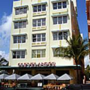 Miami Beach - Art Deco 43 Art Print