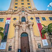 Miami Freedom Tower 2 - Miami - Florida Art Print