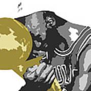 Michael Jordan Art Print