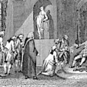 Middlesex Petition, 1769 Art Print
