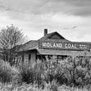 Midland Coal Mining Co. Art Print